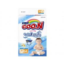 GooN, подгузники M (6-11 кг), 64 шт