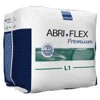 Abri-Form, Подгузник-трусики L1 объем 100-140 см впитываемость 1400 мл (14 шт)