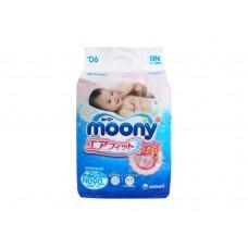Moony, подгузники NB (до 5 кг), 90 шт