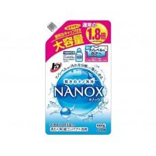 Lion, жидкое средство для стирки NANOX, запасной блок, 660 мл