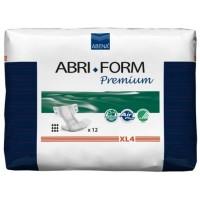 Abri-Form, Подгузники XL4 объем 110-170 см впитываемость 4000 мл (12 шт)