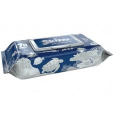 Skippy Premium влажные салфетки для детей, 70 шт