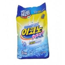 CJ Lion Стиральный порошок Beat EconoMax для стирки в холодной воде, 5 кг