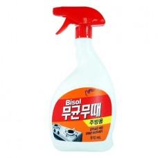 "Pigeon Чистящее средство для кухни ""BISOL"" (спрей), 910 мл"